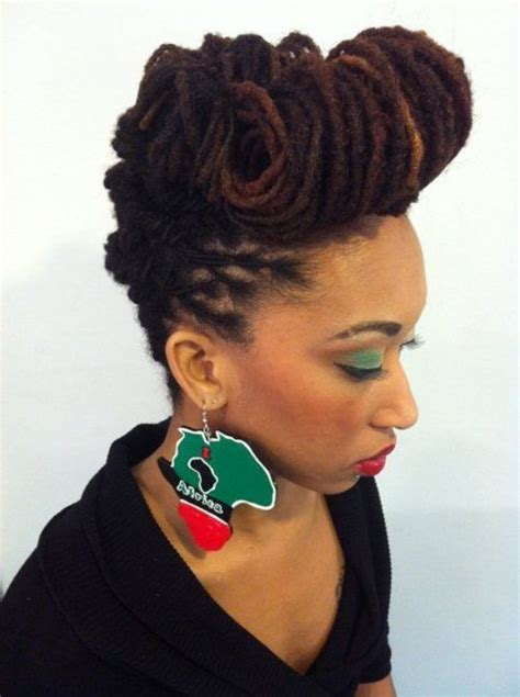 funky natural hairstyles 151 best images about funky sexy luscious locs on