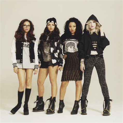 little mix n new i d online photoshoot with little mix for i n session