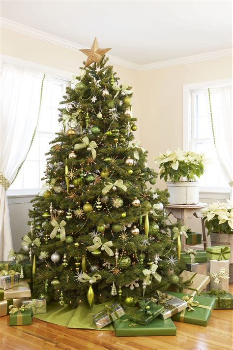 green christmas decorations ideas for lime green