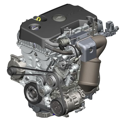 engine or motor general motors announces new family of small three and
