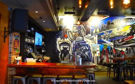 fun restaurants  bostons chinatown boston discovery