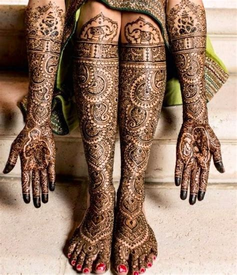 traditional henna tattoo indian intricate bridal henna check out more desings at