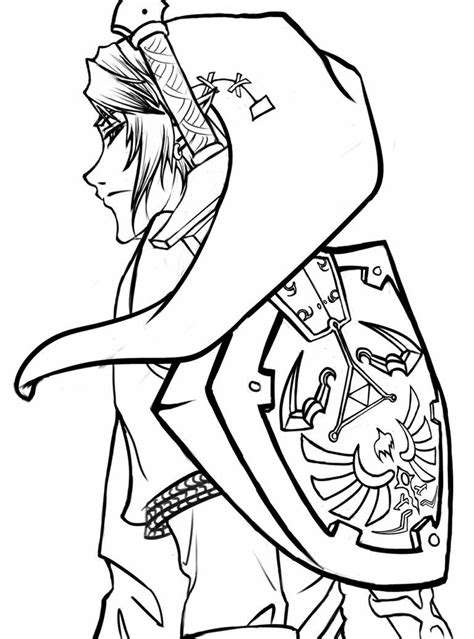 zelda printable images legend of zelda coloring pages mask pictures to pin on