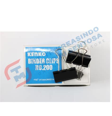 Kenko Binder Clip No 200 1 Lusin binder