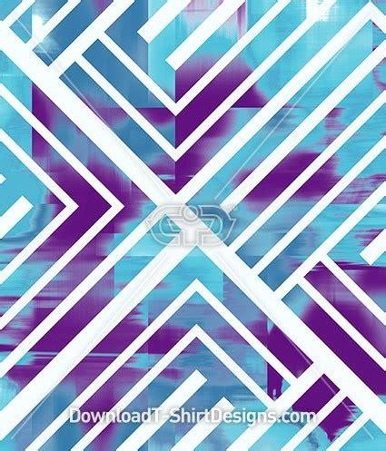 angular pattern numbers only geometric angular smudge seamless pattern