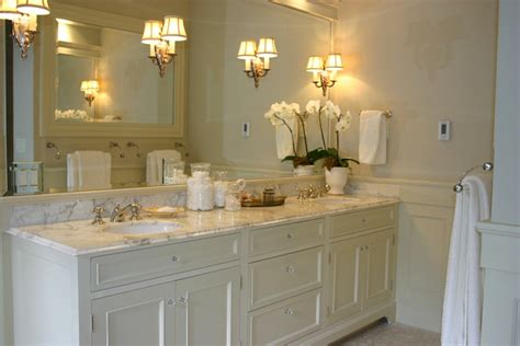 white and gold bathroom ideas ivory double vanity transitional bathroom graciela