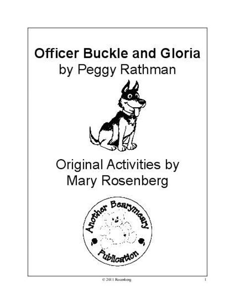 Officer Buckle And Gloria Activities by 76 Best Officer Buckle And Gloria Activities Images On