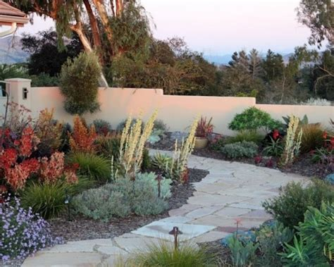 Mediterranean Backyard Landscaping Ideas Mediterranean Landscape Design Mediterranean Style Decor Pinterest Landscapes Photos And