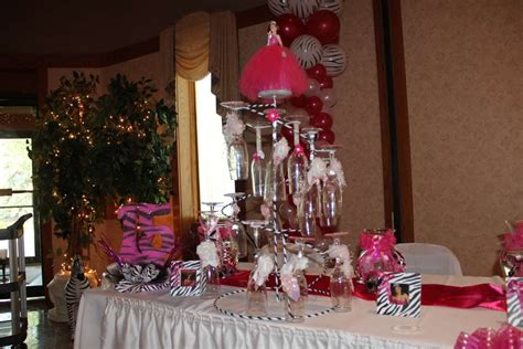 themes for xv party fuschia zebra theme quincea 241 era party ideas photo 3 of