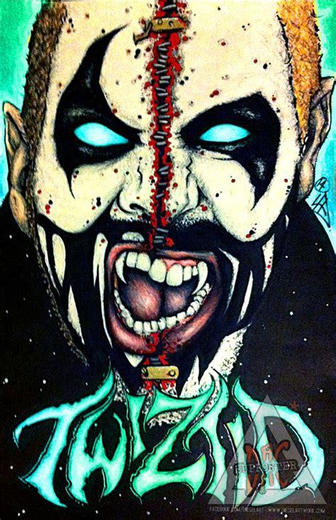 twiztid tattoos twiztid twiztid clown posse clown