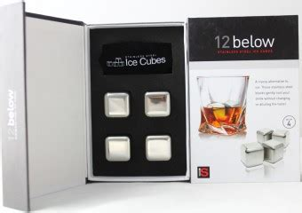 Package 04 4 Cube Bean Bag 2014 new arrival metal stones for gift whisky cubes