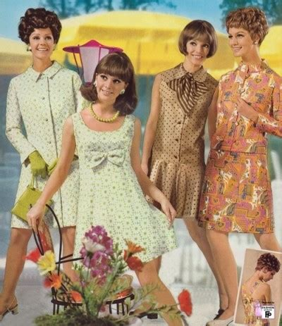 sixties fesyen 1960s fashion what did women wear
