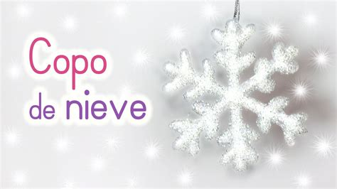 manualidades para navidad copo de nieve adornos