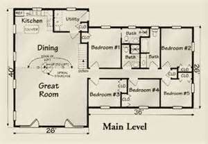 Modular Log Homes Floor Plans by The Huntingdon Lantz Modular Log Homes