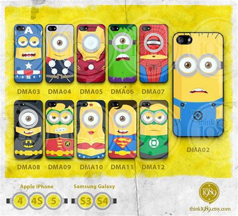 Minion Was Thor 0902 Casing For Iphone 7 Plus Hardcase 2d 30 best minions images on minion superheroes and stuff