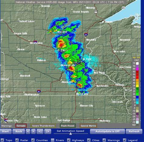 Twin Cities Weather Radar   twin cities storm jpg