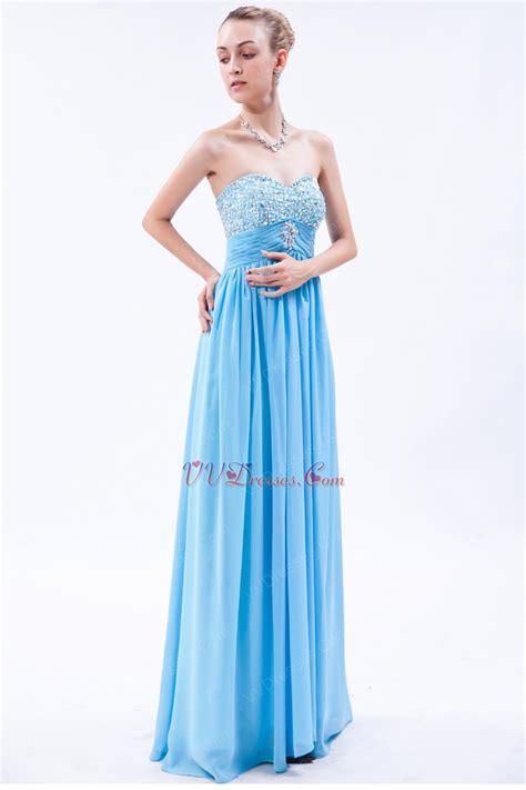 aqua colored dresses strapless sweetheart floor length aqua evening dress