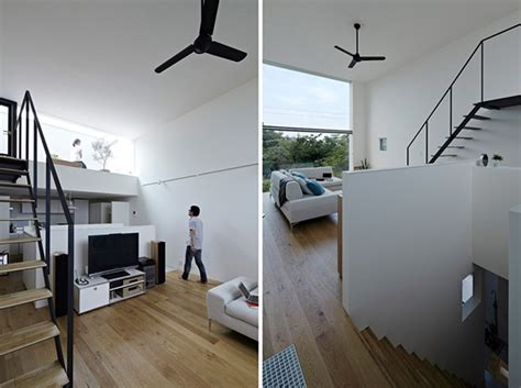 compact japanese house  home design garden architecture blog magazine