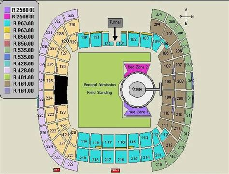 cape town stadium floor plan official u2 coming to south africa in feb 2011 mycitybynight