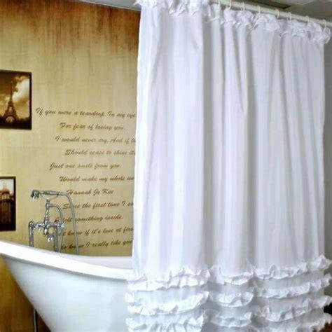 idee per tende da bagno oltre 25 fantastiche idee su tende da doccia su