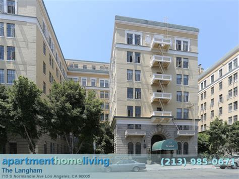 Apartments For Rent In Los Angeles 400 The Langham Apartments Los Angeles Apartments For Rent
