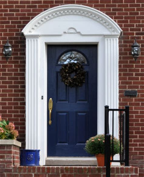 the thrifty home 86th pinching door color