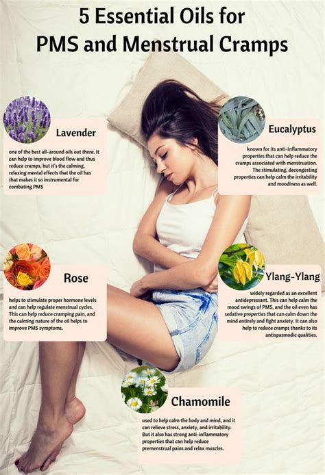 best treatment for pms 5 essential oils for pms and menstrual crs essential