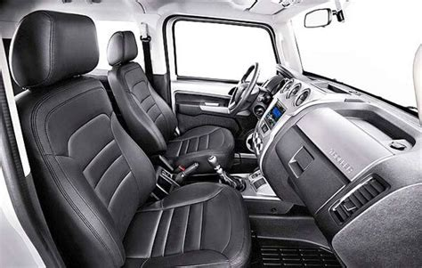 ford troller interior 2019 ford troller t4 rescue rugged design ford fans