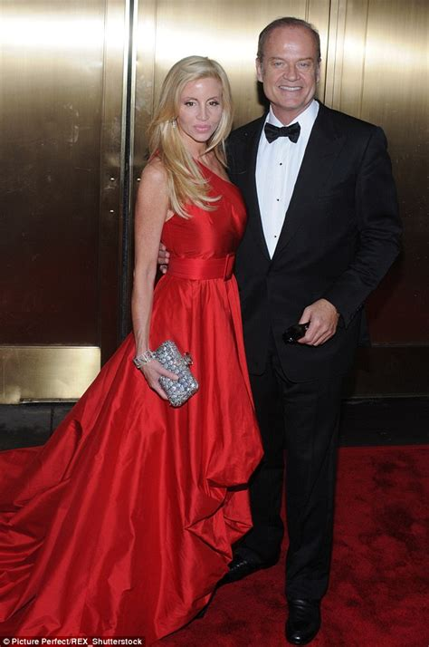 kelsey grammer wife how kelsey grammer s fourth wife brought him cosy