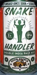 snake ipa snake handler ipa brewing company birmingham al beeradvocate