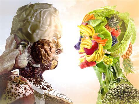 vegetables vs junk food vegetables vs junk on the adweek talent gallery