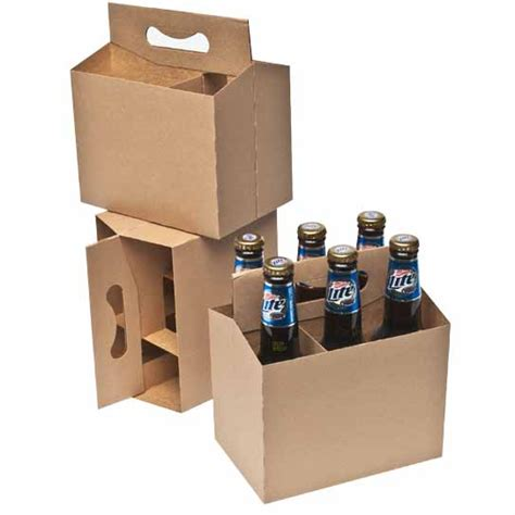 six pack holder template search results for bottle carrier template images