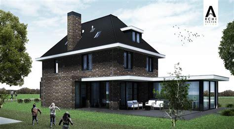 moderne jaren 30 woning stijlvolle uitstraling - Veranda Jaren 30 Woning