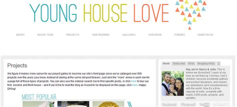 gomi young house love young house love returns to redesign site gomi