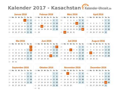 Slovakia Kalender 2018 Feiertage 2017 Kasachstan Kalender 220 Bersicht