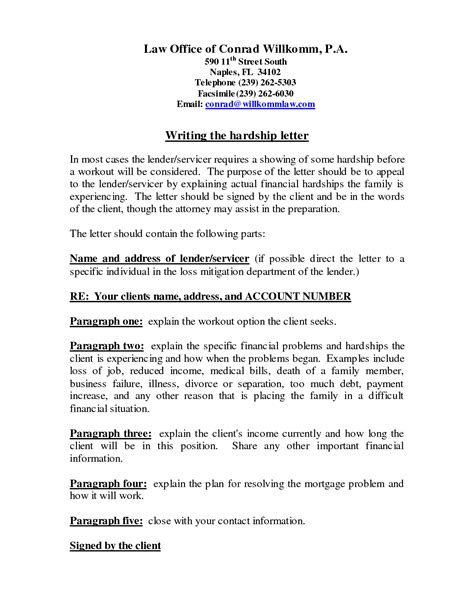 Hardship Withdrawal Letter 401k Writing A Financial Hardship Letter Pictures To Pin On Pinsdaddy