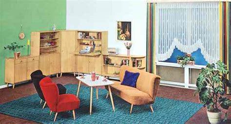 wohnzimmer 60er stil m 246 bel der 60er jahre
