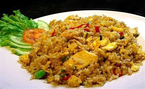 resep membuat nasi goreng ayam sederhana