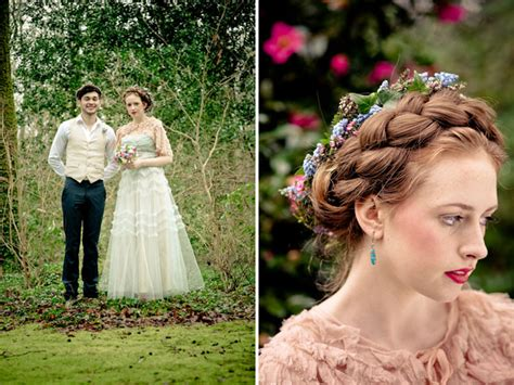 Wedding Hairstyles Northern Ireland by A Mythical Tune Wedding Traditions Green Wedding