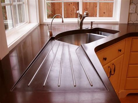 concrete countertop sink forms 61 best concrete countertops in north carolina images on