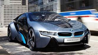 2015 bmw i8 hybrid sports car pricing photos and