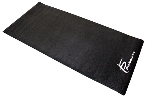 Mat Treadmill by Prosource Pvc Floor Treadmill Mat For Elliptical Bike
