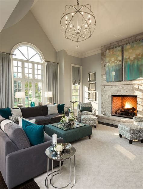 Interior Decorated Homes by Decorated Model Homes In Living Rooms Modern Home Design