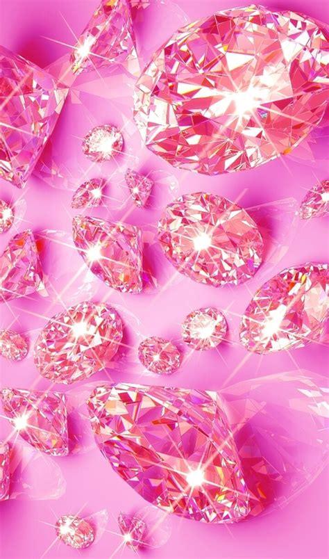 diamond pattern pink wallpaper art background beautiful beauty colorful crystals