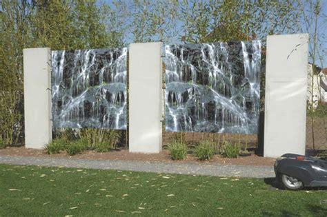 wasserfall garten wand m 246 belideen - Garten Wand