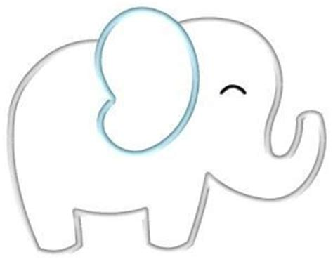 free template for name card elephant best 25 free applique patterns ideas on