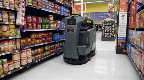 Robot Mop Walmart Hiring Robots  Scrub Floors