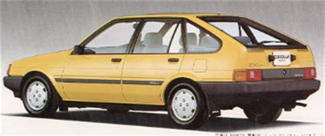 Toyota Ae84 Corolla Fwd