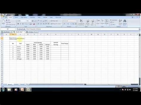 youtube tutorial excel bahasa indonesia download gratis tutorial belajar microsoft office excel