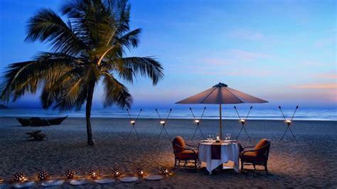 beach destinations  india  honeymoon thomas
